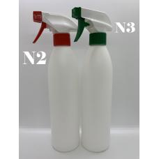 Plastenka 500 ml s pršilko  28/410 - 259