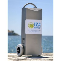 IZA mist HIGIEA aerosol disinfection from 1 - 500 m3