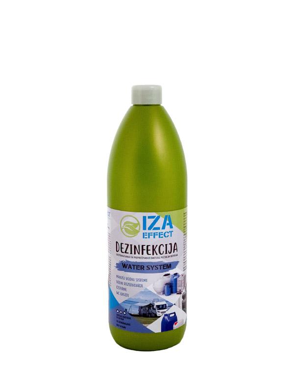 IZA EFFECT X10 - WATER SYSTEM